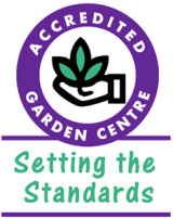 Accredited Garden Centre symbol