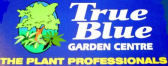 True Blue Garden Centre Logo